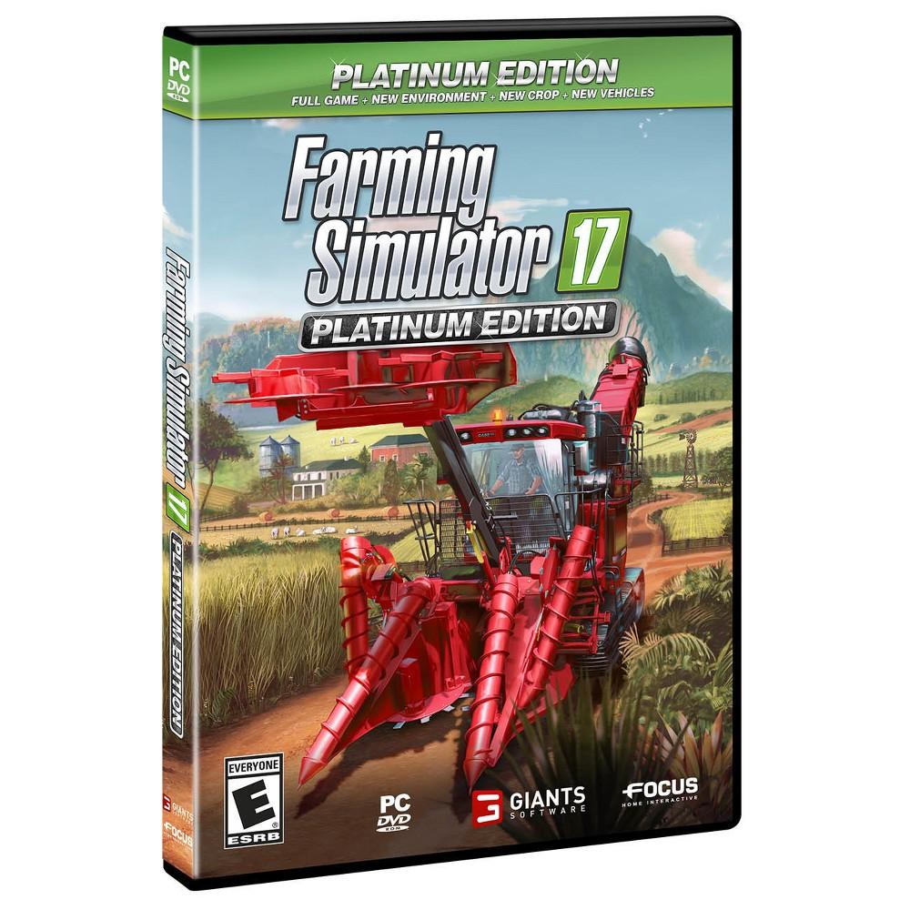 Farming Simulator 17 Platinum Edition - PC Game