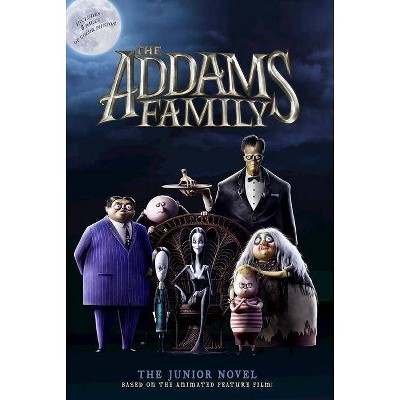 The Addams Family: The Junior Novel - by  Calliope Glass (Paperback)