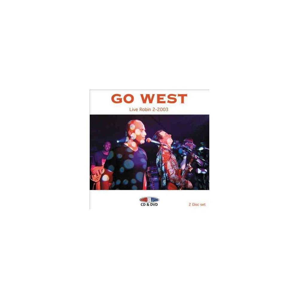 Go West - Live Robin 2-2003 (CD)