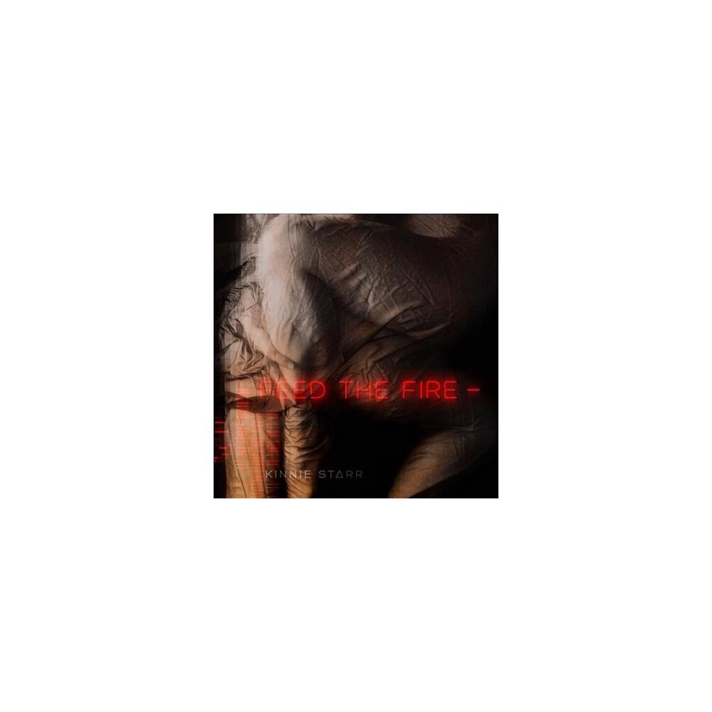 Kinnie Starr - Feed The Fire (CD)
