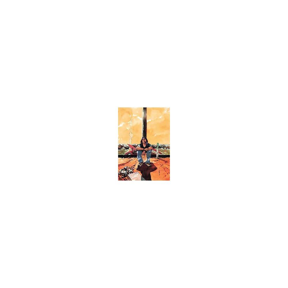 Scalped 4 (Deluxe) (Hardcover) (Jason Aaron)