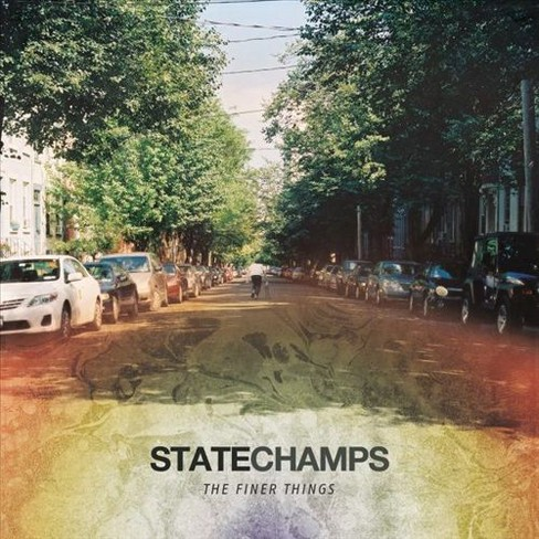 State champs - Finer things (Vinyl) - image 1 of 1