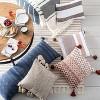 Stripe Fringe Area Rug - Hearth & Hand™ with Magnolia - image 4 of 4