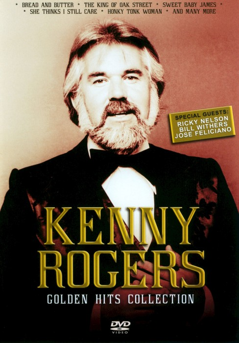 Kenny rogers:Golden hits collection (DVD) - image 1 of 1