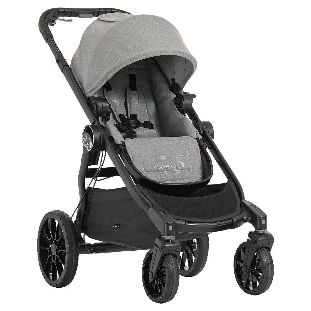 Baby Jogger City Select Lux Stroller - Slate Gray