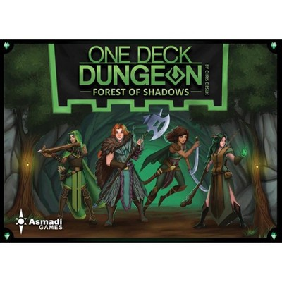One Deck Dungeon - Forest of Shadows Expansion Board Game