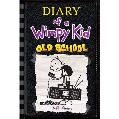 Old School Diary Of A Wimpy Kid Series 10 By Jef Target