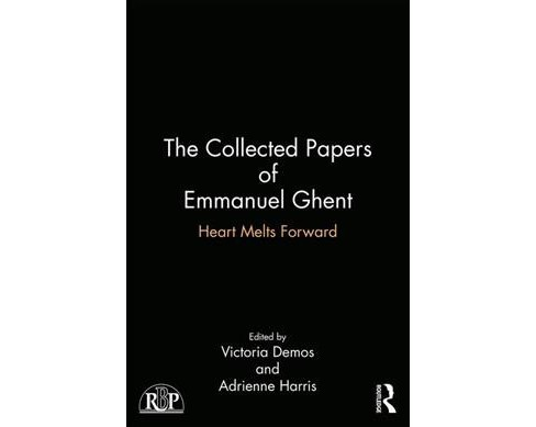 Collected Papers of Emmanuel Ghent : Heart Melts Forward (Paperback) - image 1 of 1