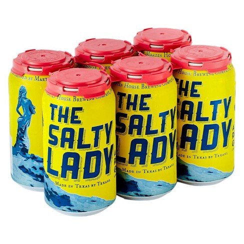 Martin House® Salty Lady Gose - 6pk / 12oz Cans - image 1 of 1