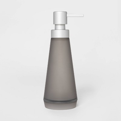 Soap Pump Gunmetal Gray - Room Essentials™