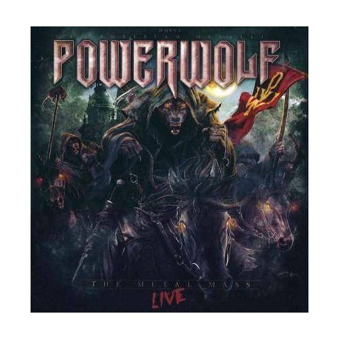 Powerwolf - Metal Mass (Live) (CD) - image 1 of 1