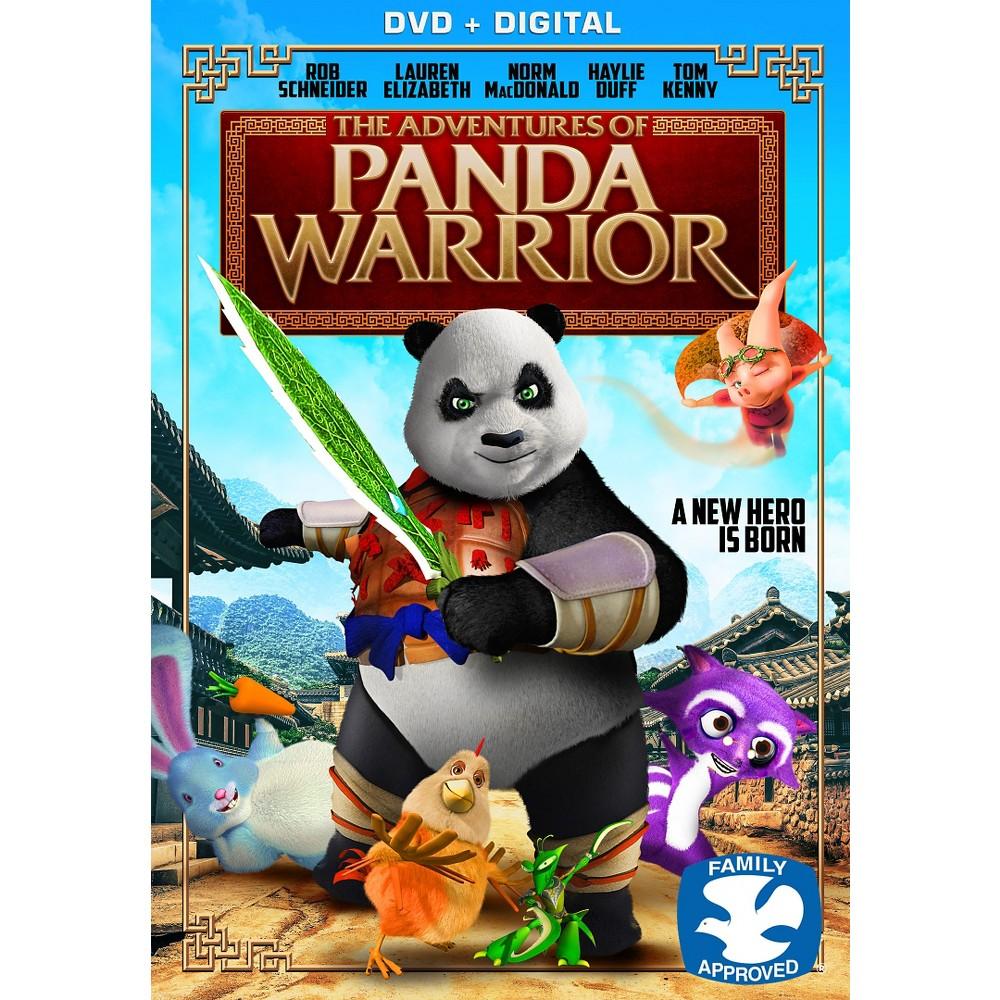 Adventures Of Panda Warrior (Dvd)