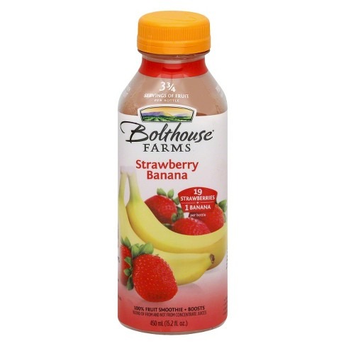 Bolthouse Farms Strawberry Banana - 15.2oz - image 1 of 1