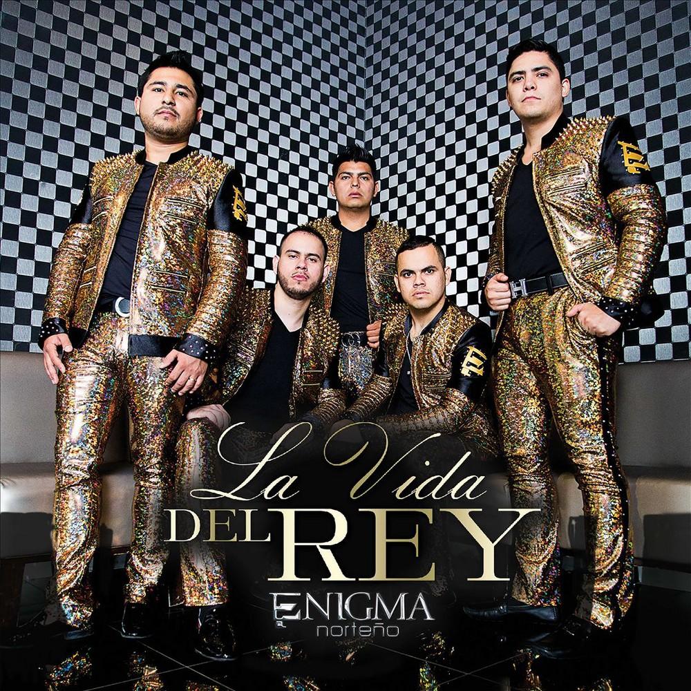 Enigma Norteno - La Vida Del Rey (CD)