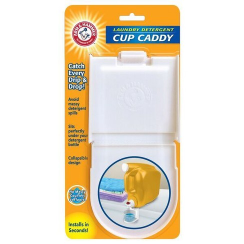 A&H Folding Laundry Detergent Cup - 1ct - image 1 of 3