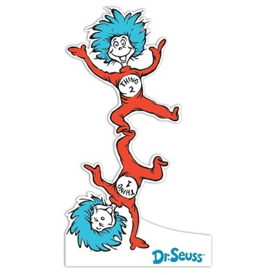 Thing 1 and Thing 2 Standup