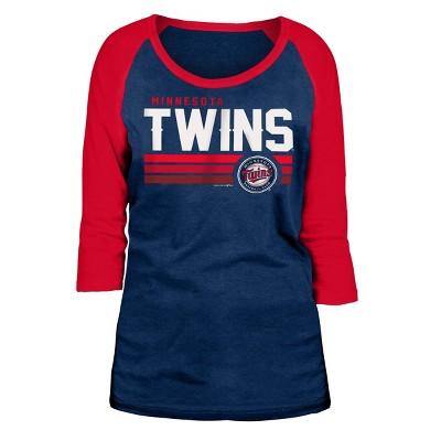 MLB Minnesota Twins Women's T-Shirt