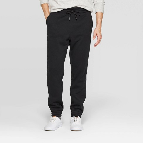 Men's Jogger Pants - Goodfellow & Co™ Black 2XL - image 1 of 3