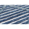 Vista Diamond Recycled Poly Area Rug - Rizzy Home - image 2 of 4