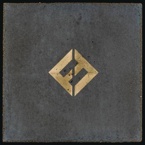 Foo Fighters - Concrete and Gold - image 1 of 1