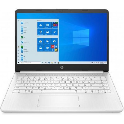 "HP 14 Series 14"" Laptop AMD Athlon 3020e 4GB RAM 64GB eMMc Snowflake White - AMD Athlon 3020e Dual-core - AMD Radeon Graphics"