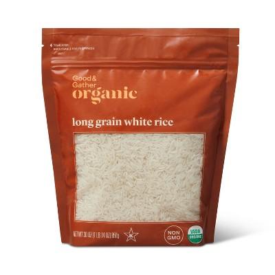 Organic Long Grain White Rice - 30oz - Good & Gather™