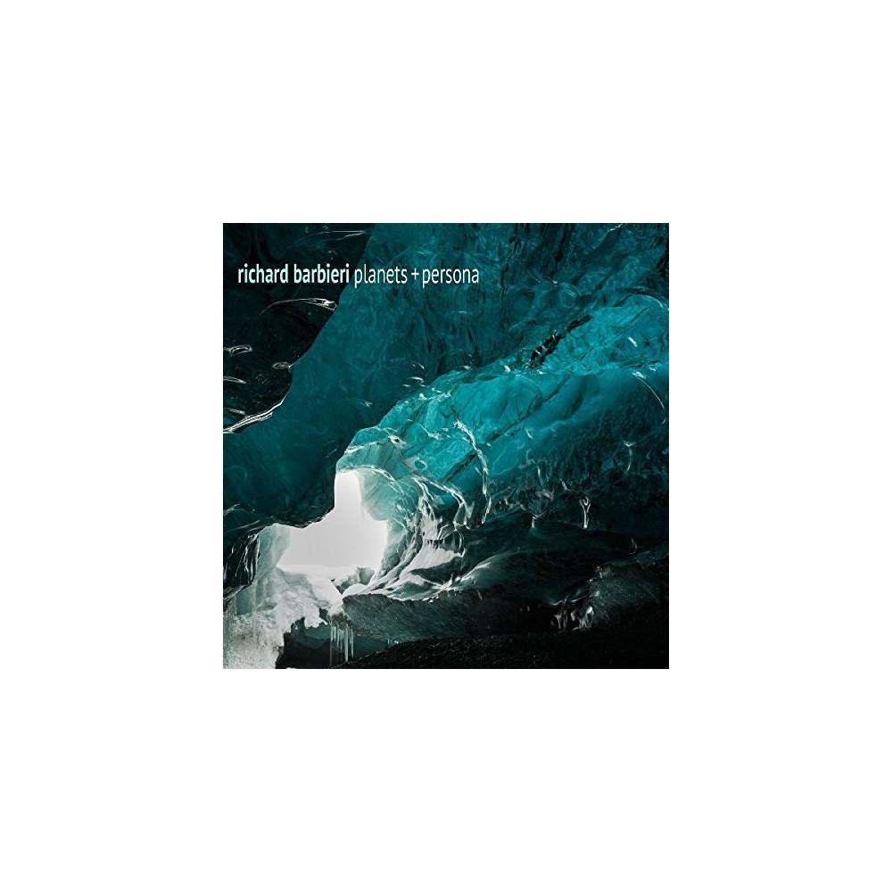 Richard Barbieri - Planets And Persona (CD)