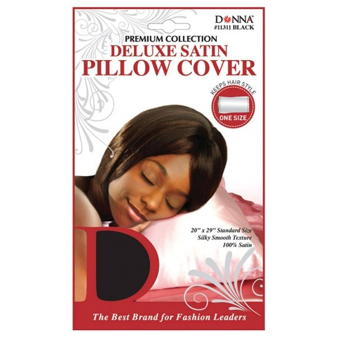 Donna Deluxe Satin Pillow Cover - image 1 of 3
