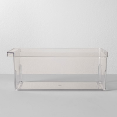 7 W X 10.5 D X 4 H Plastic Kitchen Organizer - Made By Design™