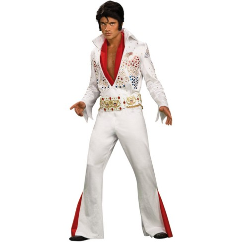 Men's Elvis Presley Grand Heritage Costume - XL - image 1 of 1
