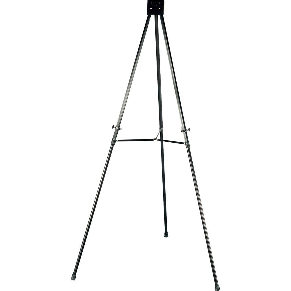 Lorell Telescoping Aluminum Easel