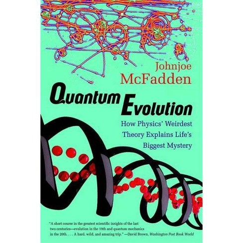 Quantum Evolution - by  Johnjoe McFadden (Paperback) - image 1 of 1