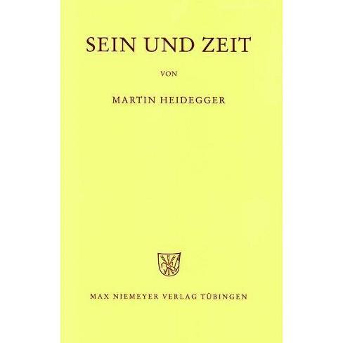Sein Und Zeit - 19 Edition by  Martin Heidegger (Hardcover) - image 1 of 1