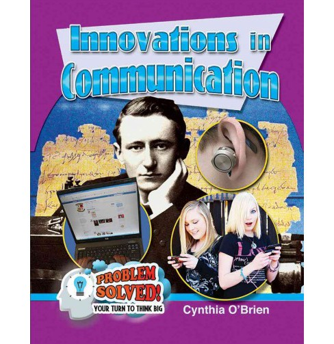 Innovations in Communication (Reprint) (Paperback) (Cynthia O'Brien) - image 1 of 1