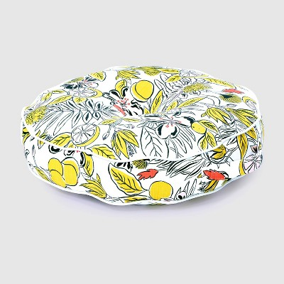 Party Floral Round Outdoor Floor Cushion - Opalhouse™
