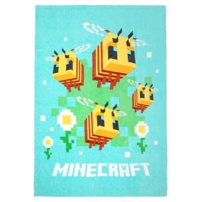 Minecraft Beautiful Day Throw