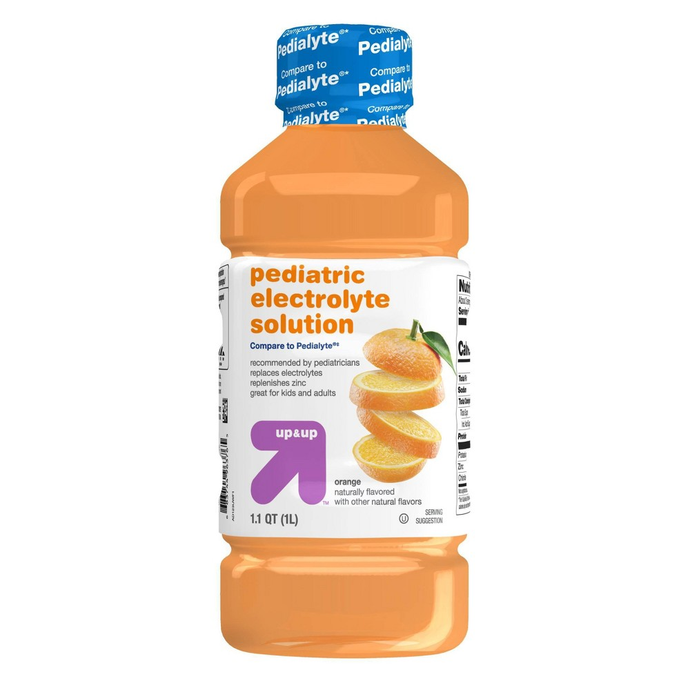 Pediatric Electrolyte Drink - Orange - 1L - Up&Up, Orange - Dnu