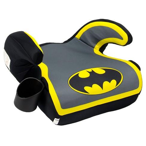 KidsEmbrace DC Comics Batman Backless Booster Car Seat Target