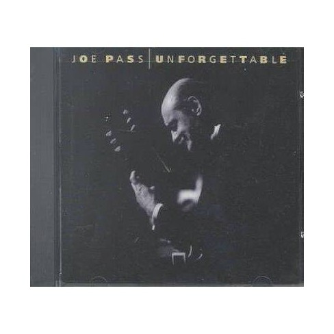Joe Pass - Unforgettable (CD) - image 1 of 1
