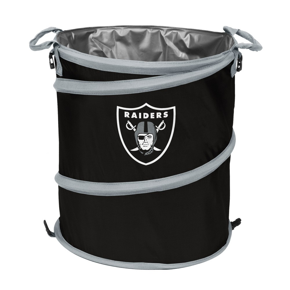 NFL Oakland Raiders Collapsible 3-in-1