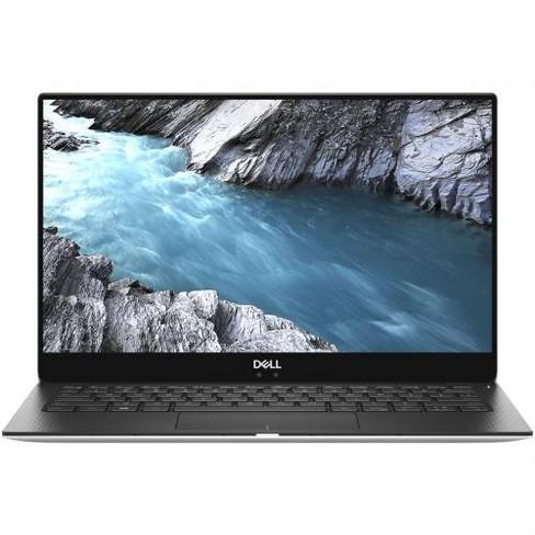 "Dell XPS 13 13.3"" Laptop Intel Core i5 8GB RAM 256GB SSD Platinum Silver & Black - 8th Gen i5-8265U Quad-core - Intel UHD Graphics 620 - image 1 of 4"