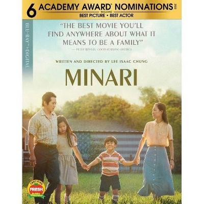 Minari (Blu-ray)(2021)