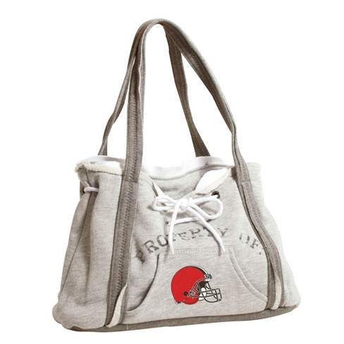 NFL Cleveland Browns Hoodie Purse - image 1 of 2