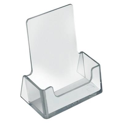 Azar Vertical Acrylic Business/Gift Card Holder 10ct