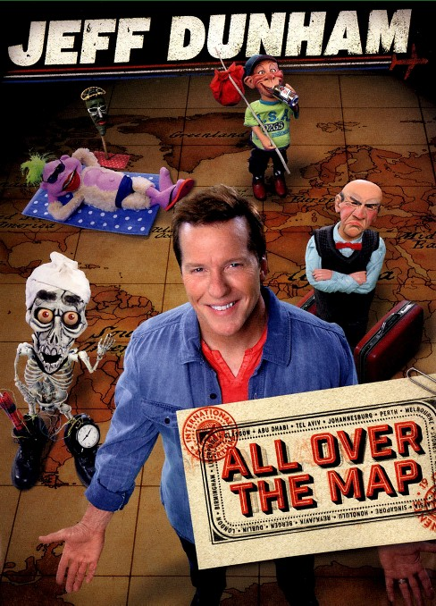 Jeff Dunham: All Over the Map - image 1 of 1