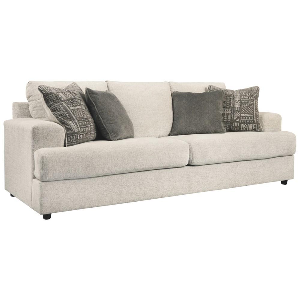 Soletren Sofa Stone Gray - Signature Design by Ashley
