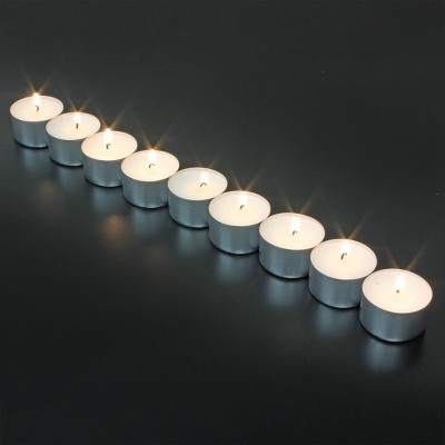 Tealight Candles White - Stonebriar Collection