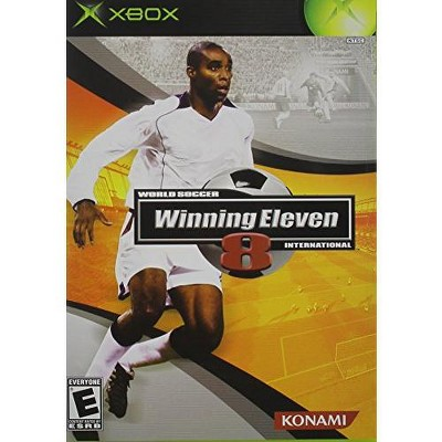 Winning Eleven Soccer 8 Xbox
