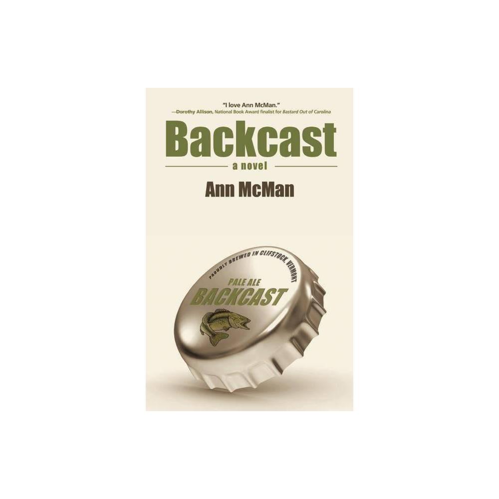 Backcast - by Ann McMan (Paperback)