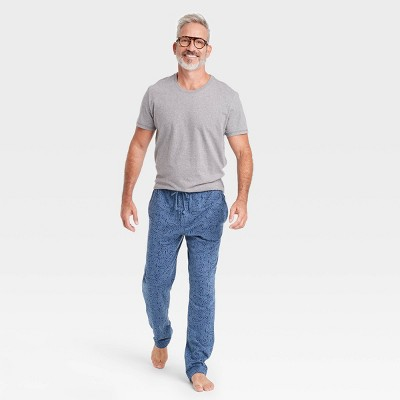 Men's Knit Jersey Pajama Set - Goodfellow & Co™ Heather Gray